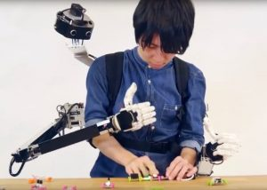 Telepresence Robot Arms Offers Another Pair Of Hands