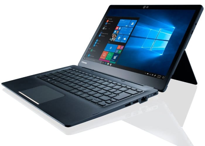 Toshiba Portégé X30T 2-in-1 Windows Tablet