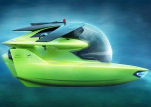 Triton x Aston Martin Project Neptune Submarine