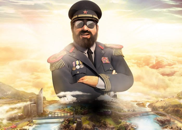Tropico 6 Launching January 2019