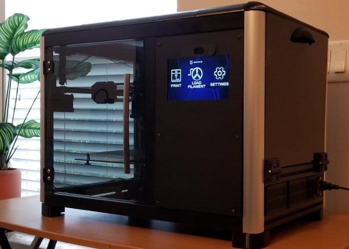 Venturi 3D 4 Colour Multi-Material 3D Printer