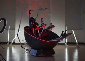 Feel Three Virtual Reality Motion Simulator