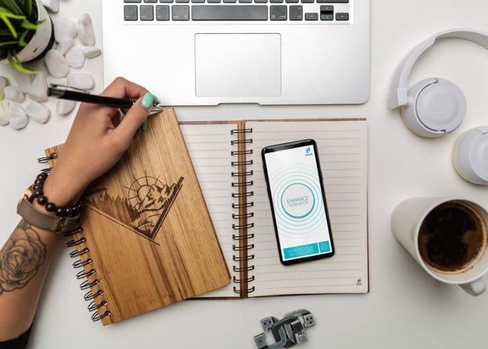 WOOK Smart Wooden Notebooks