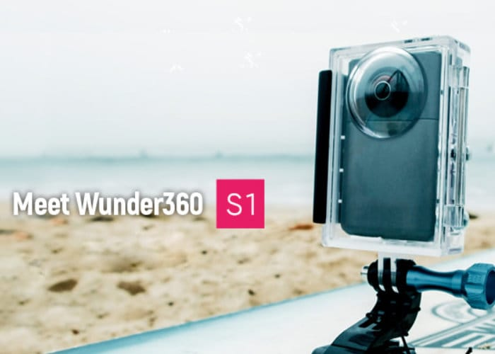 Wunder360 S1 3D Scanning And 360 AI Camera