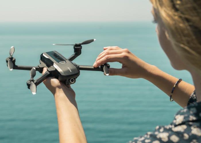 Yuneec 4K Mantis Q Drone