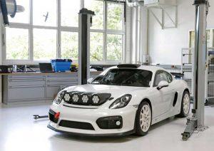 Porsche Cayman GT4 Clubsport Rallye Racer Could Happen