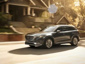 2019 Mazda CX-9 Lands in September