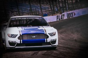 Ford Unveils Mustang NASCAR Racer