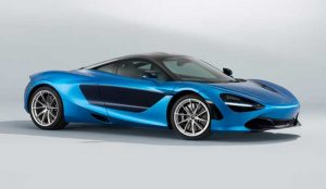 MSO McLaren 720s Track and Pacific Themes Debut