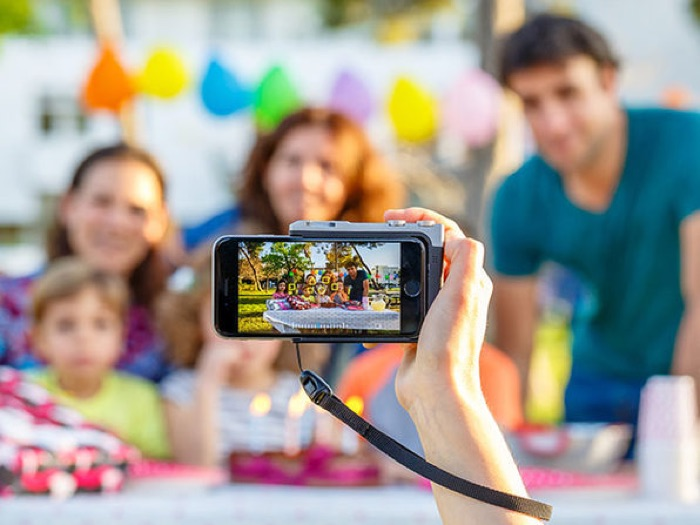 Pictar Smartphone Camera Grip