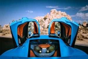 Rimac C_Two EV Hypercar Hauls Arse and Champagne