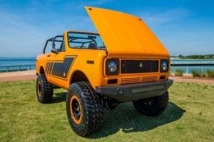 Awesome International Harvester Scout II has an Insane Price