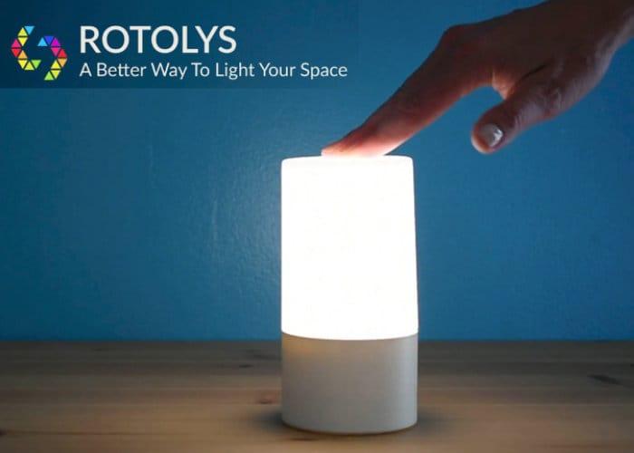Rotolys Portable Light