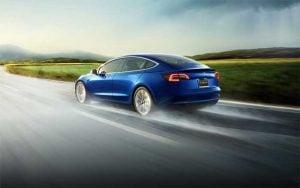 Tesla Model 3 July Sales Put it in Top Ten for Passenger Cars