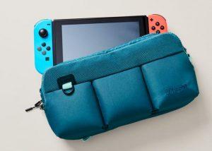 3 Up Nintendo Switch bag hits Kickstarter