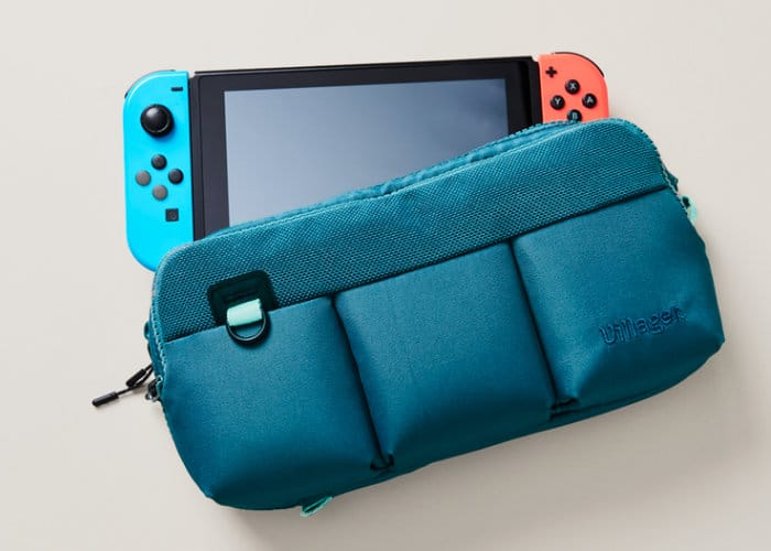 3 Up Nintendo Switch bag hits Kickstarter