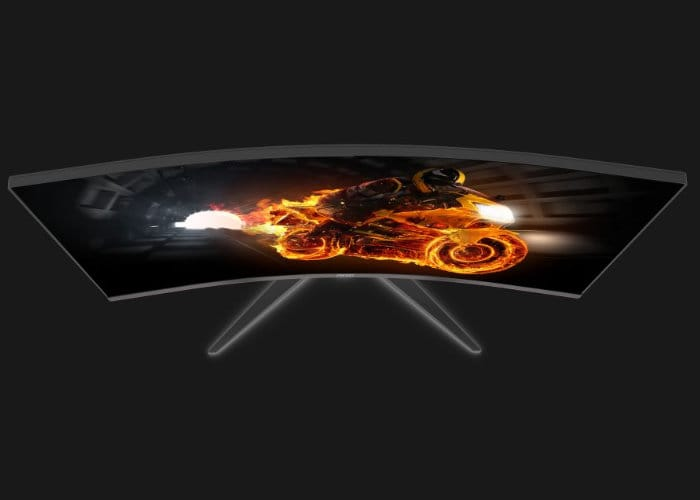New AOC G1 Curved Gaming Monitors