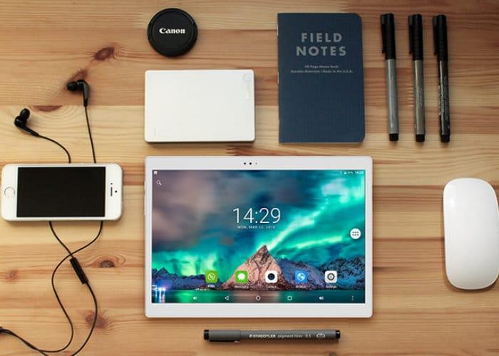 Alldocube X AMOLED Android tablet