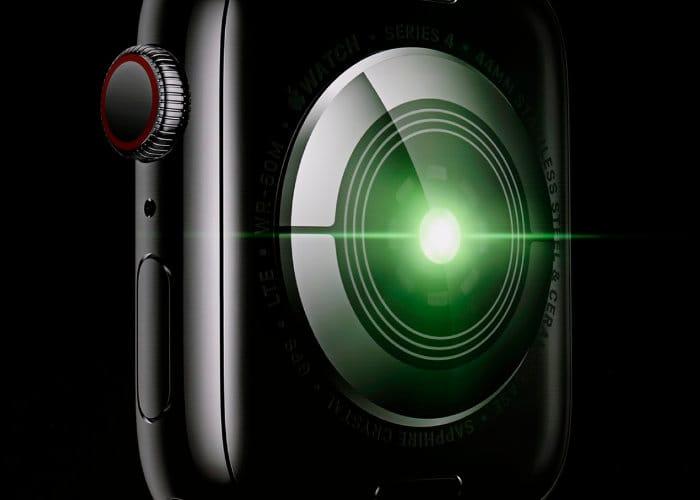 Apple Heart Monitor