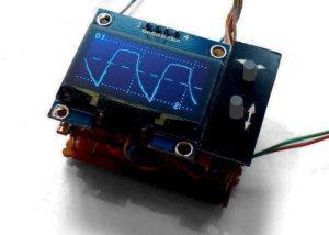 ArdOsc Mini Arduino Oscilloscope Project