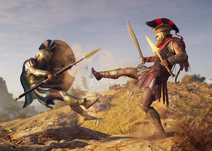 Assassin's Creed Odyssey Minimum PC specifications