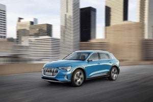 New Audi E-Tron Shown Off On Video