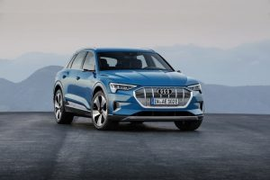 This Is The Audi e-tron All Electric SUV