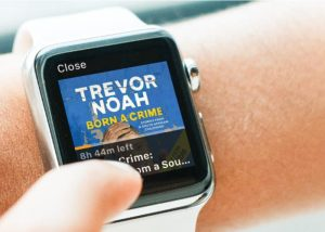 Audible Apple Watch app lets you listen to audiobooks from your wrist