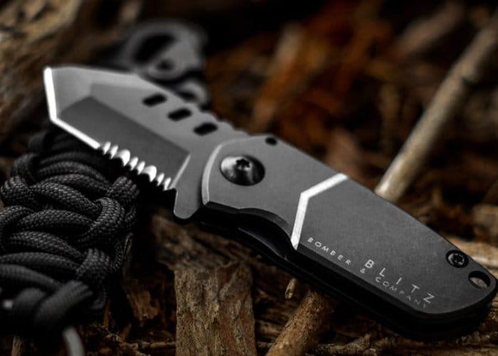 B-2 BLITZ small EDC pocket knife