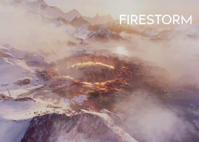 Battlefield V Firestorm Battle Royal Mode