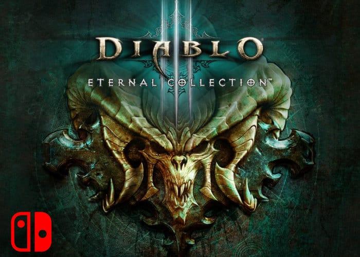 Diablo III Launches On Nintendo Switch