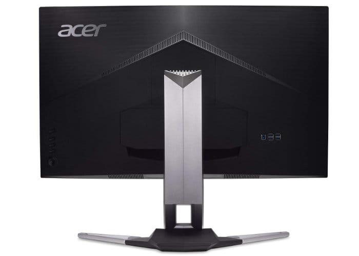 HDR10 curved gaming monitors