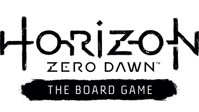 Horizon Zero Dawn Board Game