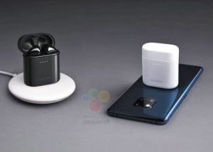 Wireless Huawei Freepods earbuds can also charge your smartphone