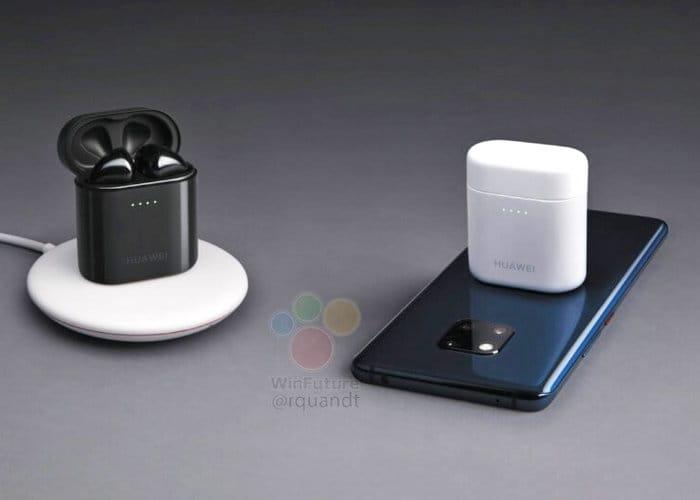 Huawei Freepods earbuds