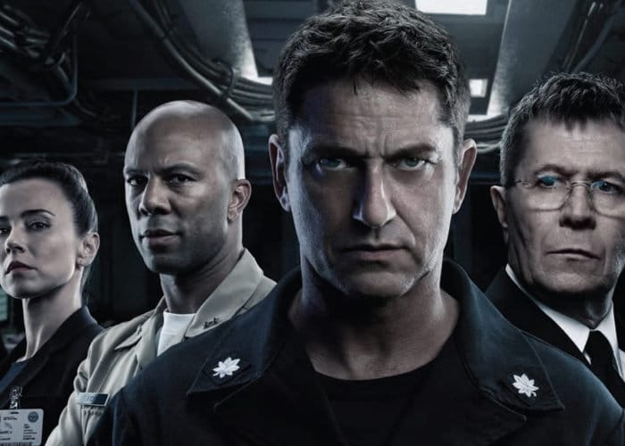 Hunter killer 2018 movie