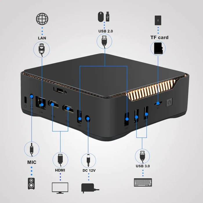 Intel NUC alternative