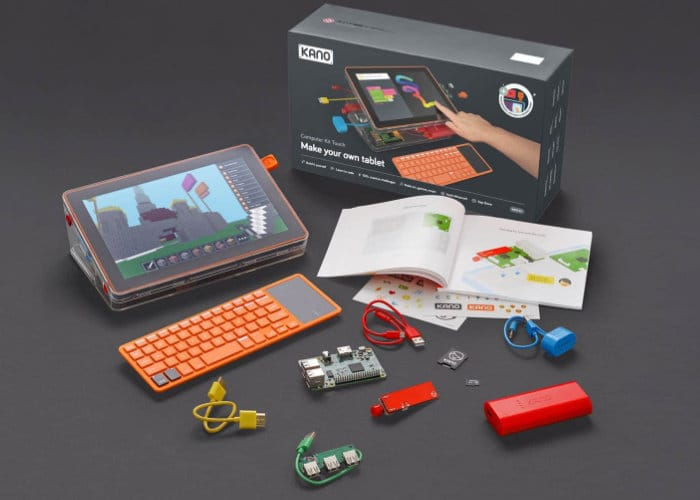 Kano Touchscreen Computer Kit