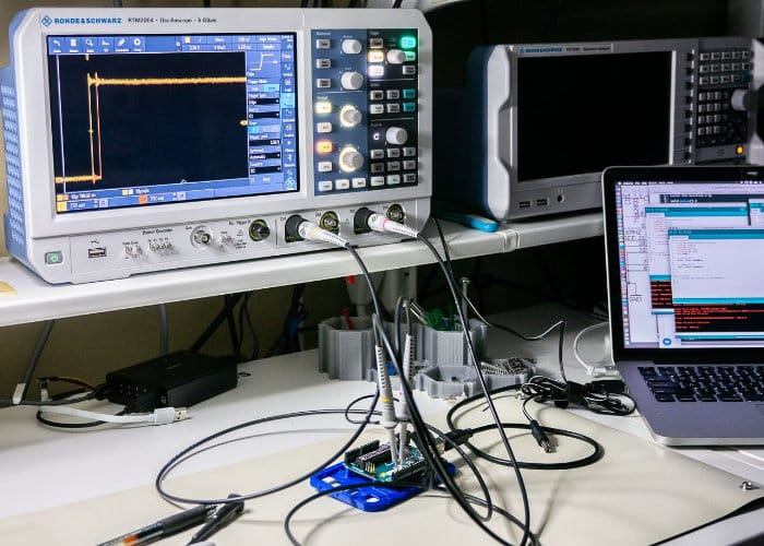 Learn Oscilloscope Functions and Menus Using Arduino