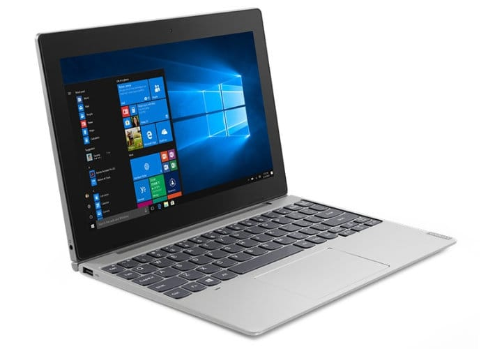 Lenov IdeaPad D330 Windows 10 laptop