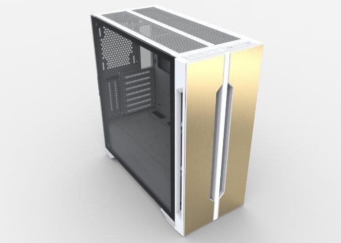 Lian Li LANCOOL ONE White Edition PC Chassis