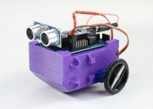 LittleBot Budget beginners robotic kit