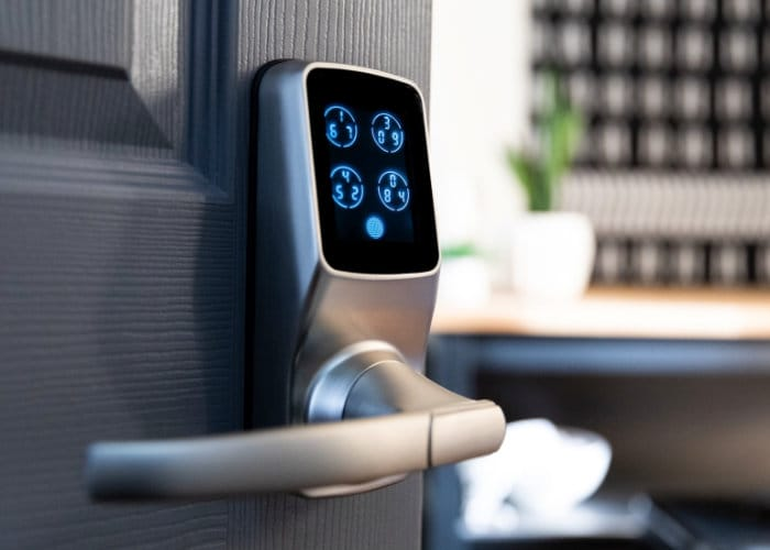 Lockly smart locks