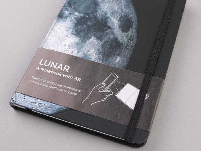 LUNAR AR Notebook