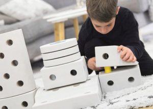 Super Size MODU Kids Building Blocks Designed For Active Play