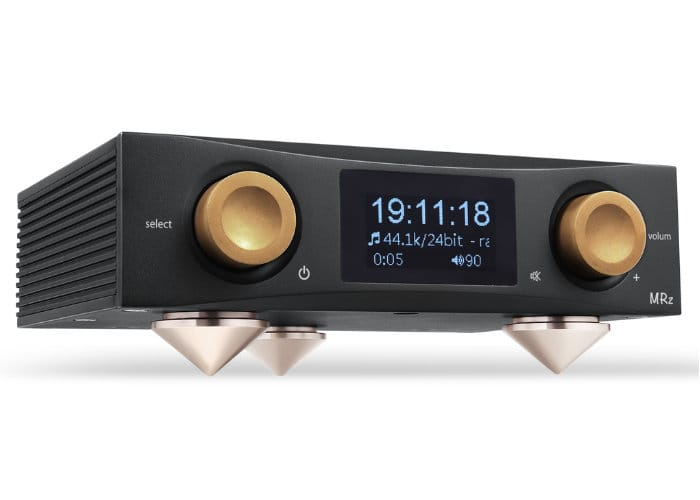 MRzDAP Has Created A New UHD Music Server And Digital Hub Aptly Named The  MRz Which Has This Week Launched Via Kickstarter And Is Now Available To  Back With ...