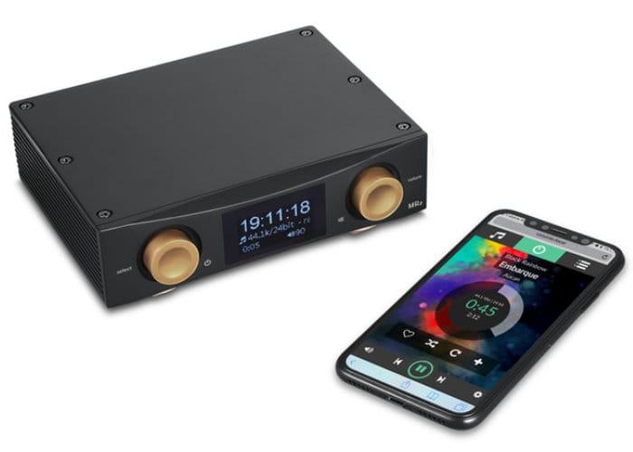 MRz UHD Music Server And Digital Hub