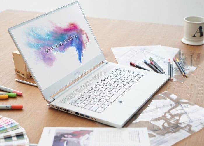 MSI P65 Laptop