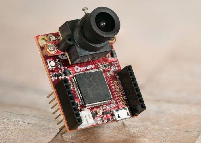 OpenMV Cam H7 MicroPython Machine Vision