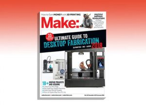 Save 89% On The CAD & 3D Printing eBook Bundle By Make